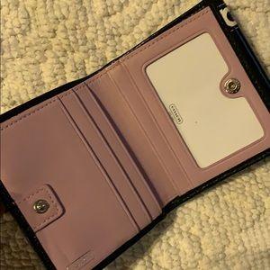 Coach Bags - Coach clutch & wallet